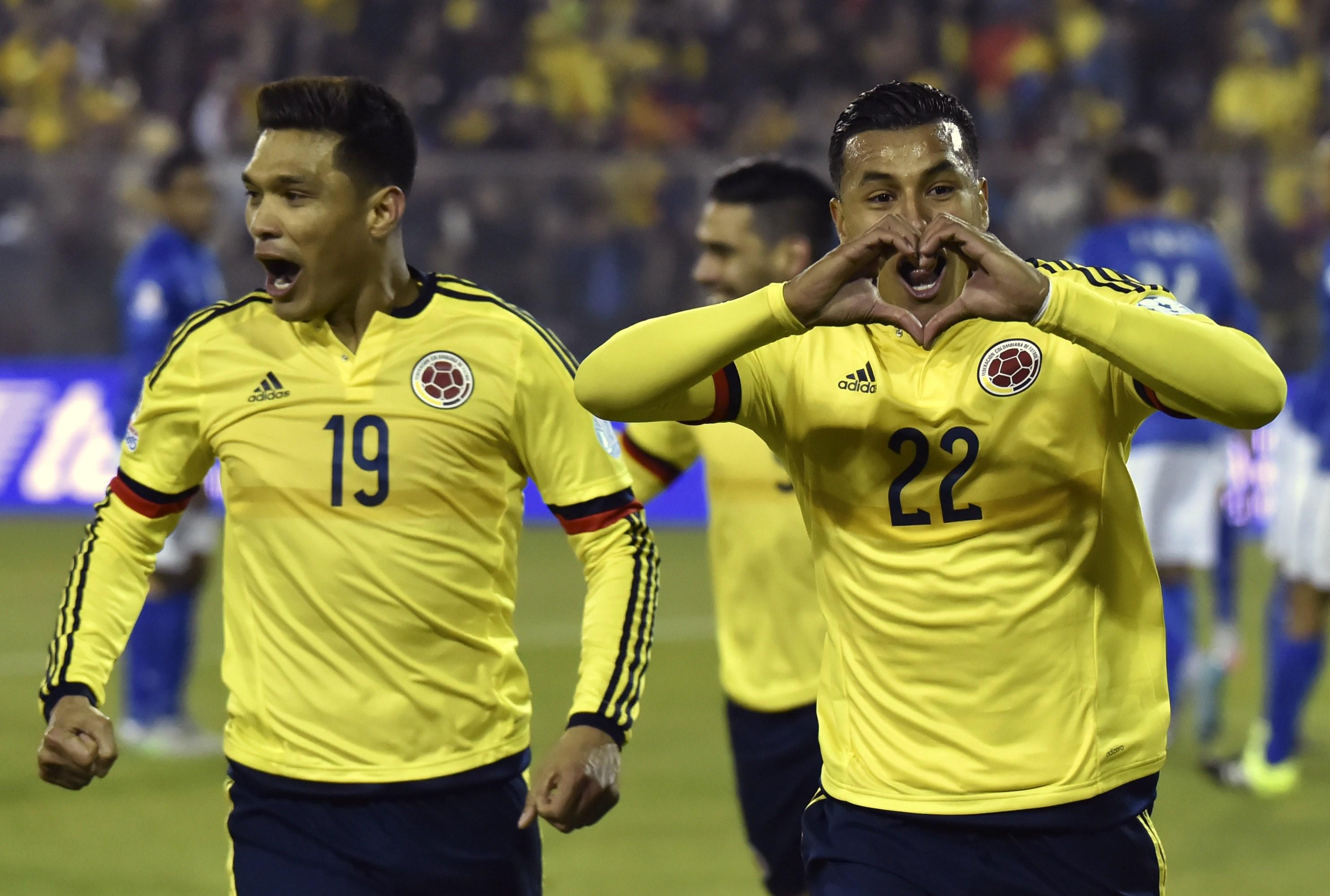 Sumo Colombia, frente a una asustada Brasil.