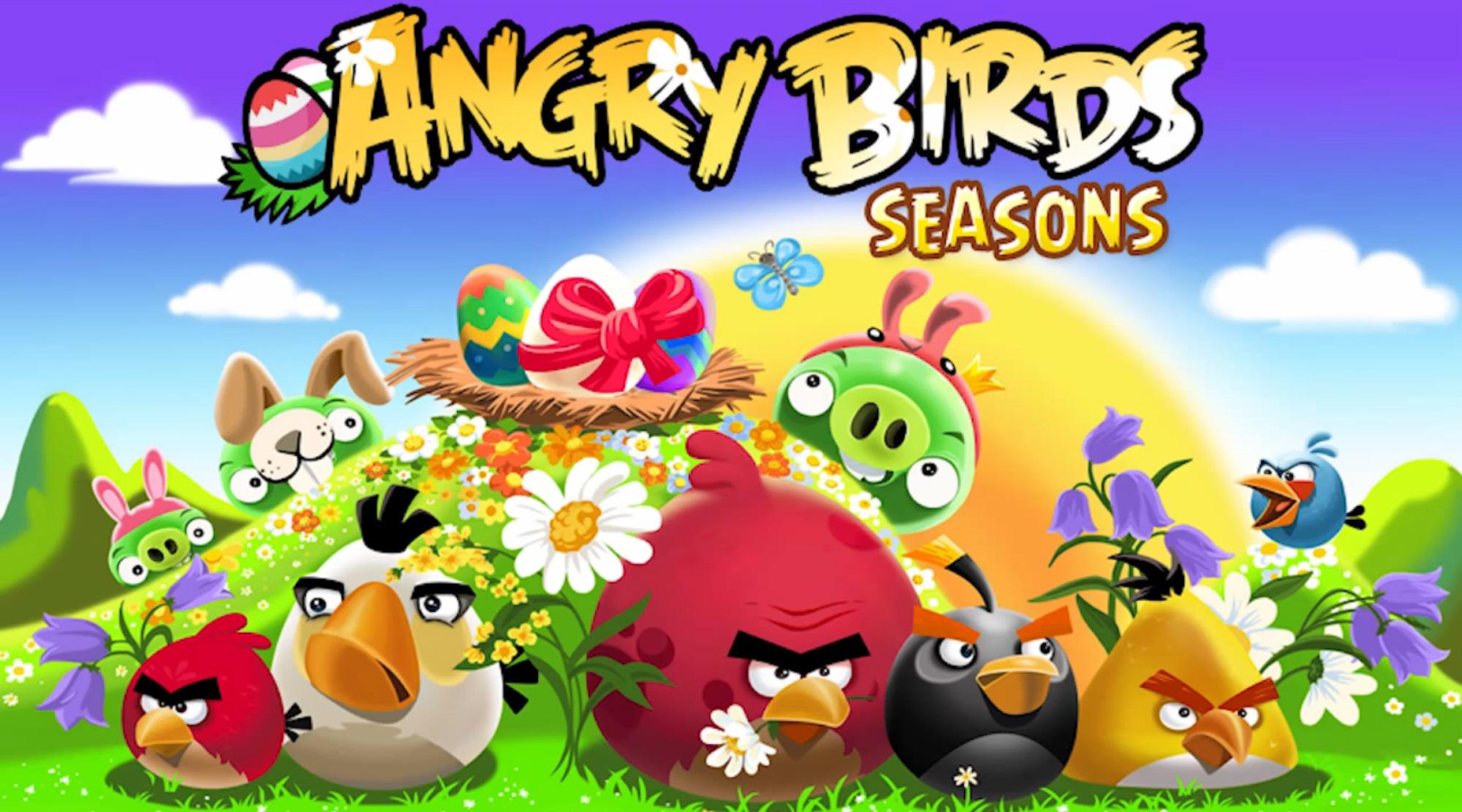 Los 'Angry Birds' reestructuran su negocio.
