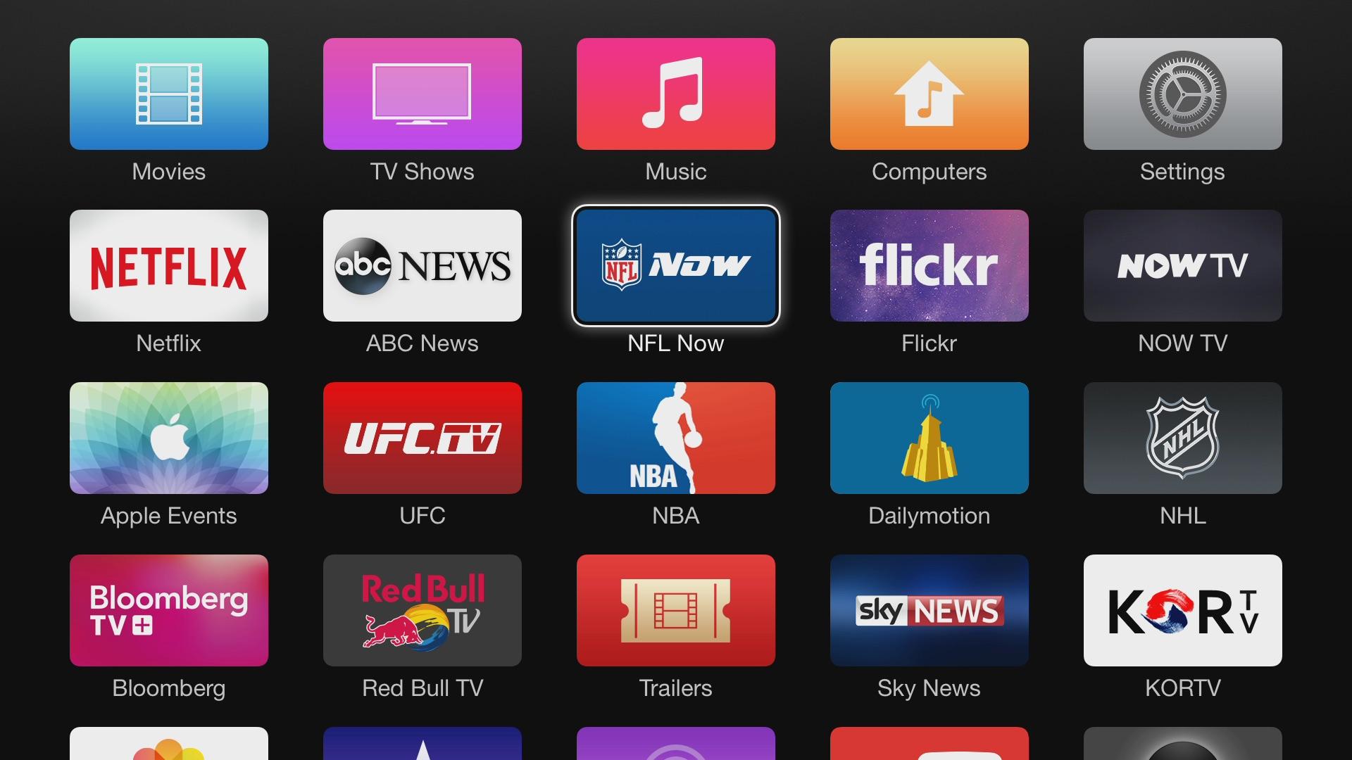 Apple, se interesa por la industria del entretenimiento.
