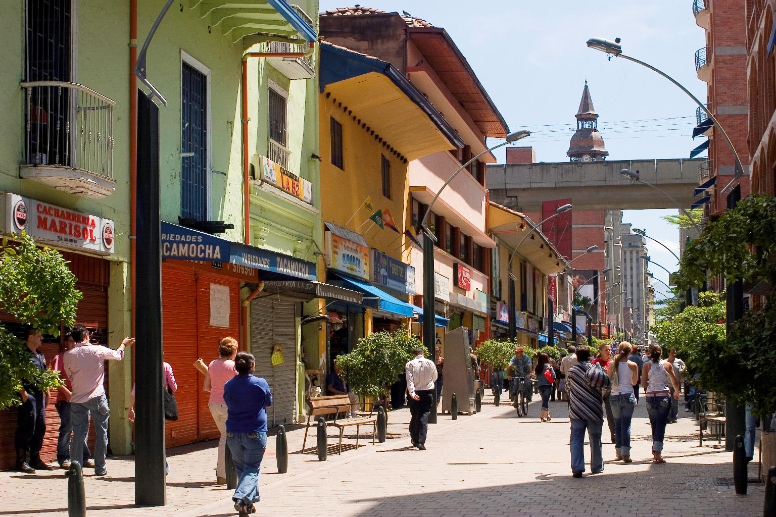 Colombia destino turístico internacional.