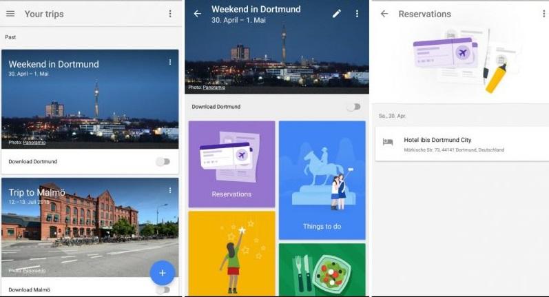 Google se interesa en la industria del turismo.