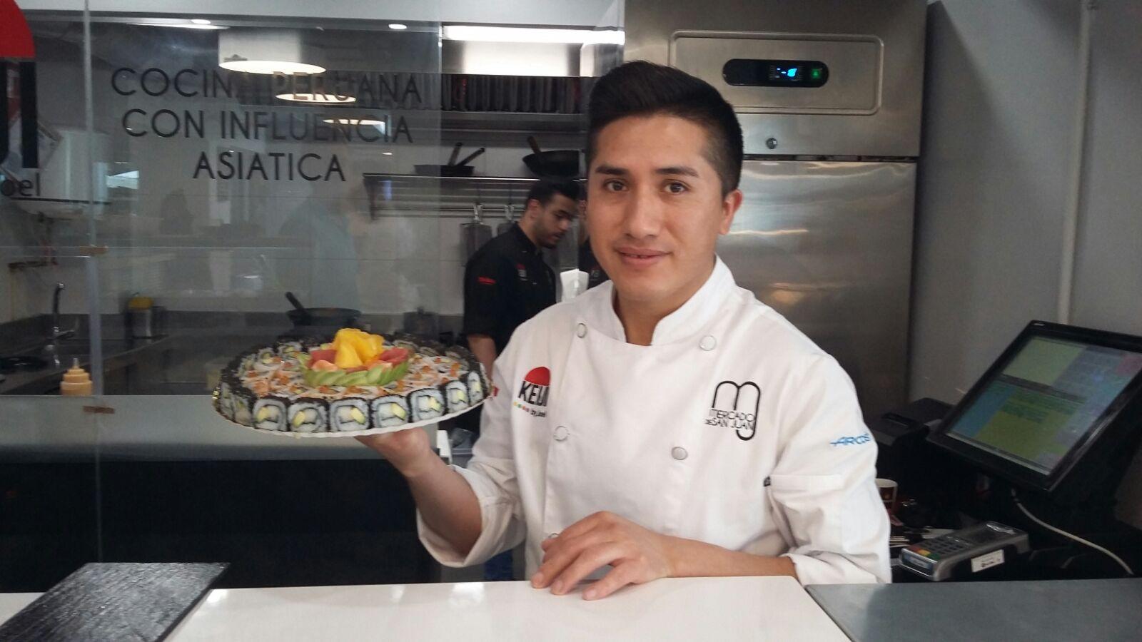 Keiji by Joel, un referente de la cocina peruana en España.