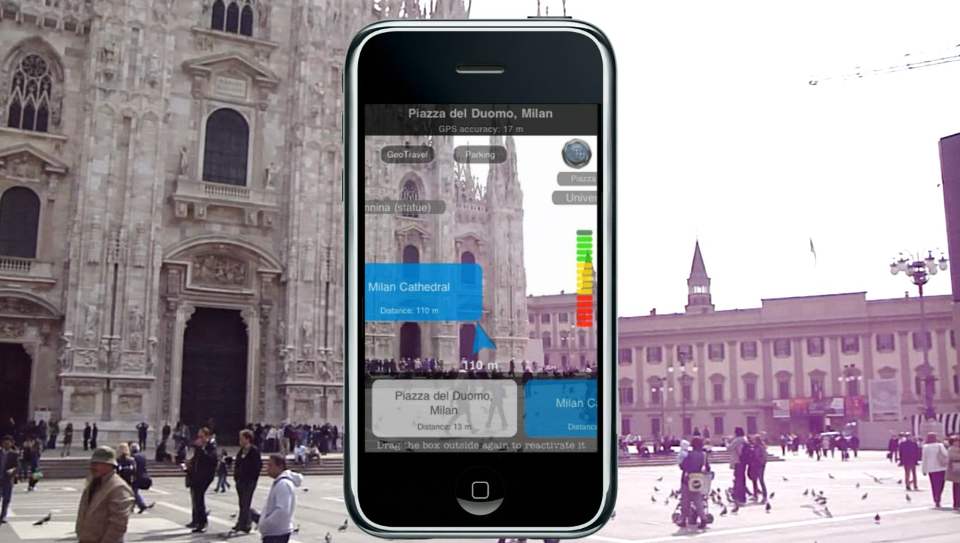 La realidad aumentada, una nueva experiencia para el  sector turístico.