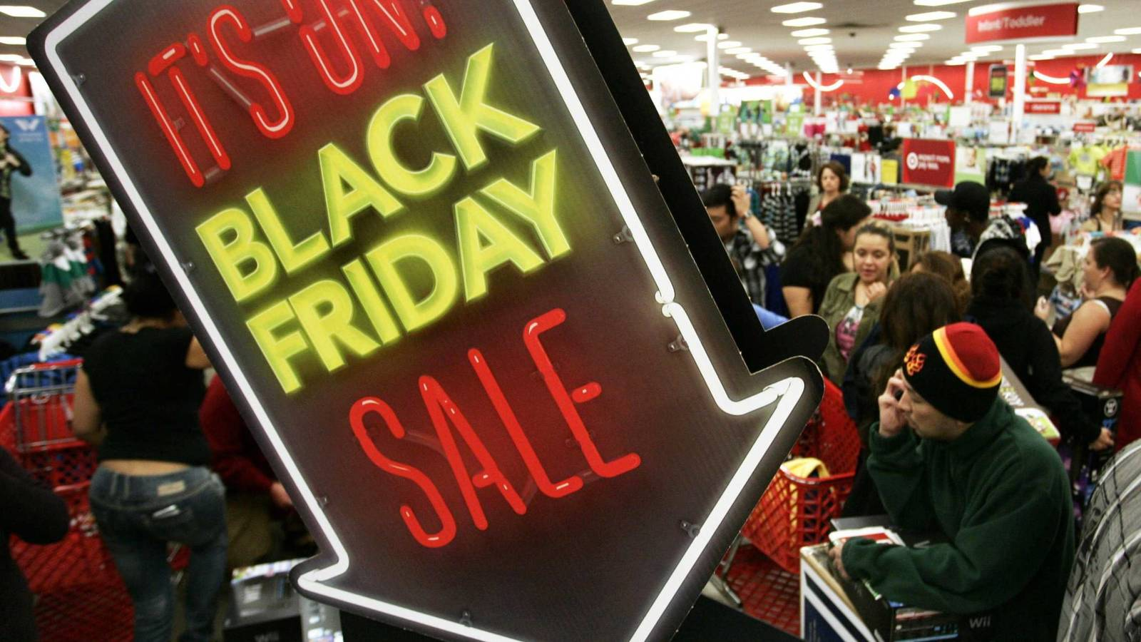 Más marcas se unen a Black Friday