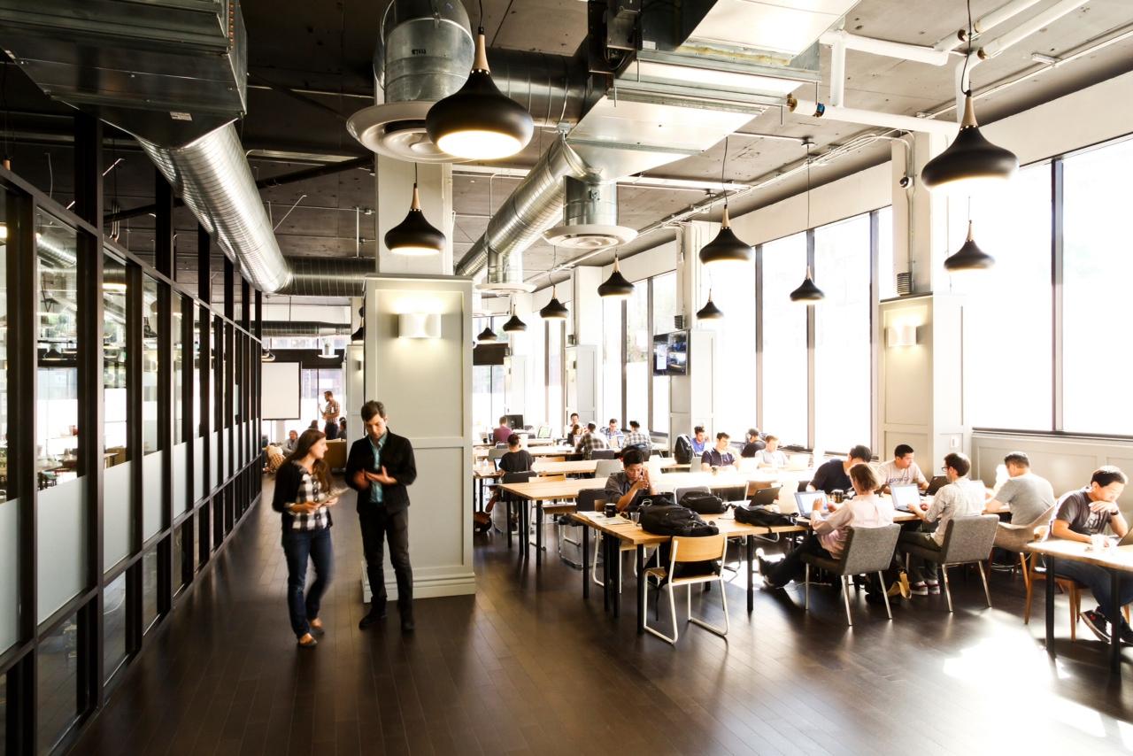 Los Coworking, una estrategia de crecimiento para miles de  empresas.