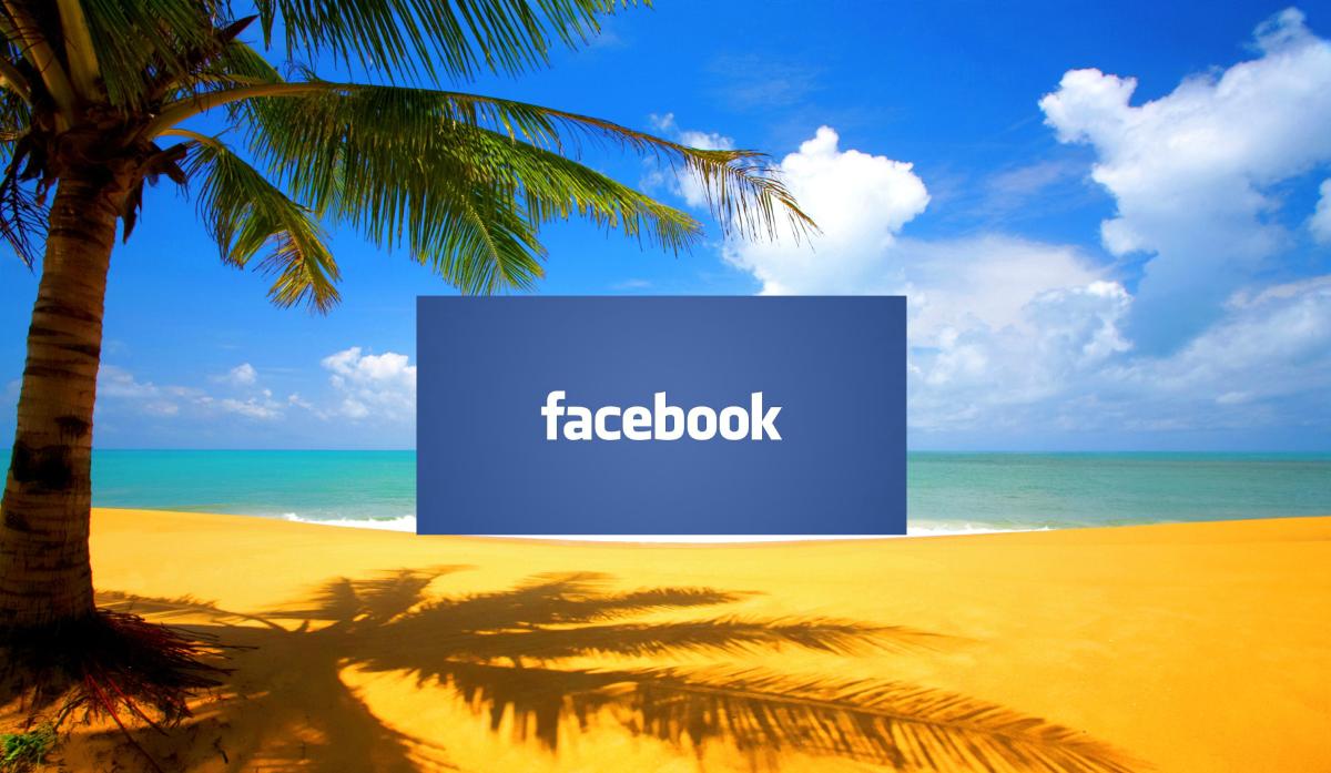 Facebook  gana seguidores en el sector turístico.