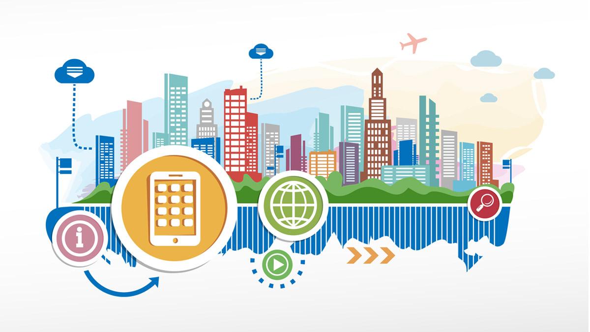 Aportes de la tecnología a las ciudades del futuro.