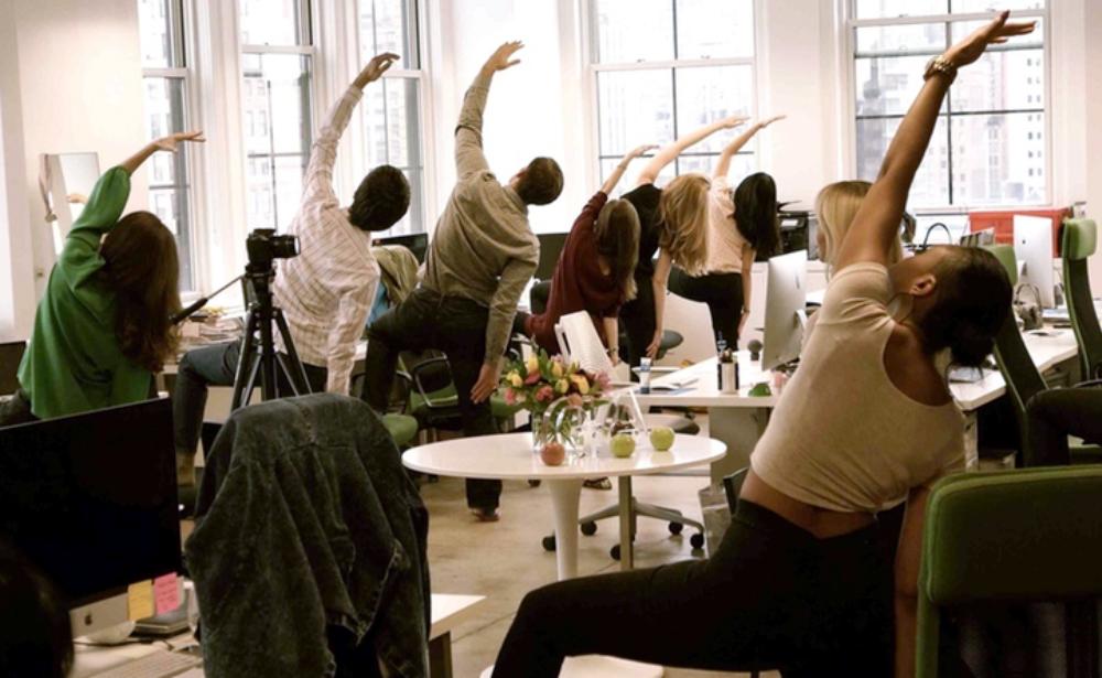 La importancia del Yoga, para el bienestar de las empresas