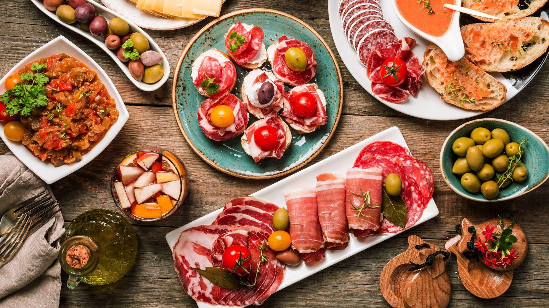 Los mejores lugares para disfrutar de la gastronomía en España.