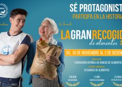 El Banco de Alimentos una fundación que  ayuda a los más  necesitados de la  ciudad.