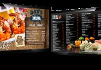 La importancia de tu menú o carta en formato digital