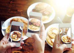 La tecnología dinamiza el consumo en los restaurantes.