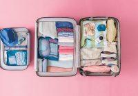 8 trucos para hacer la maleta perfecta a lo Marie Kondo